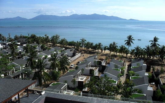 W-Retreat  Koh Samui